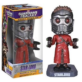 Star-Lord Wacky Wobbler Bobble-Head Figure